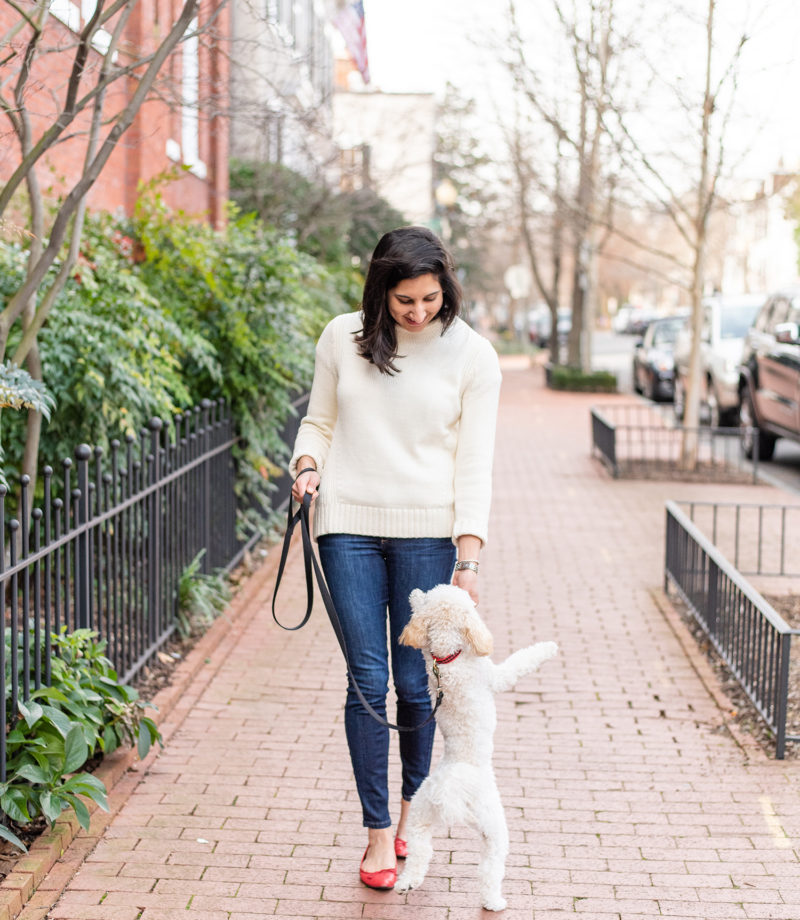 J.Crew rollneck sweater