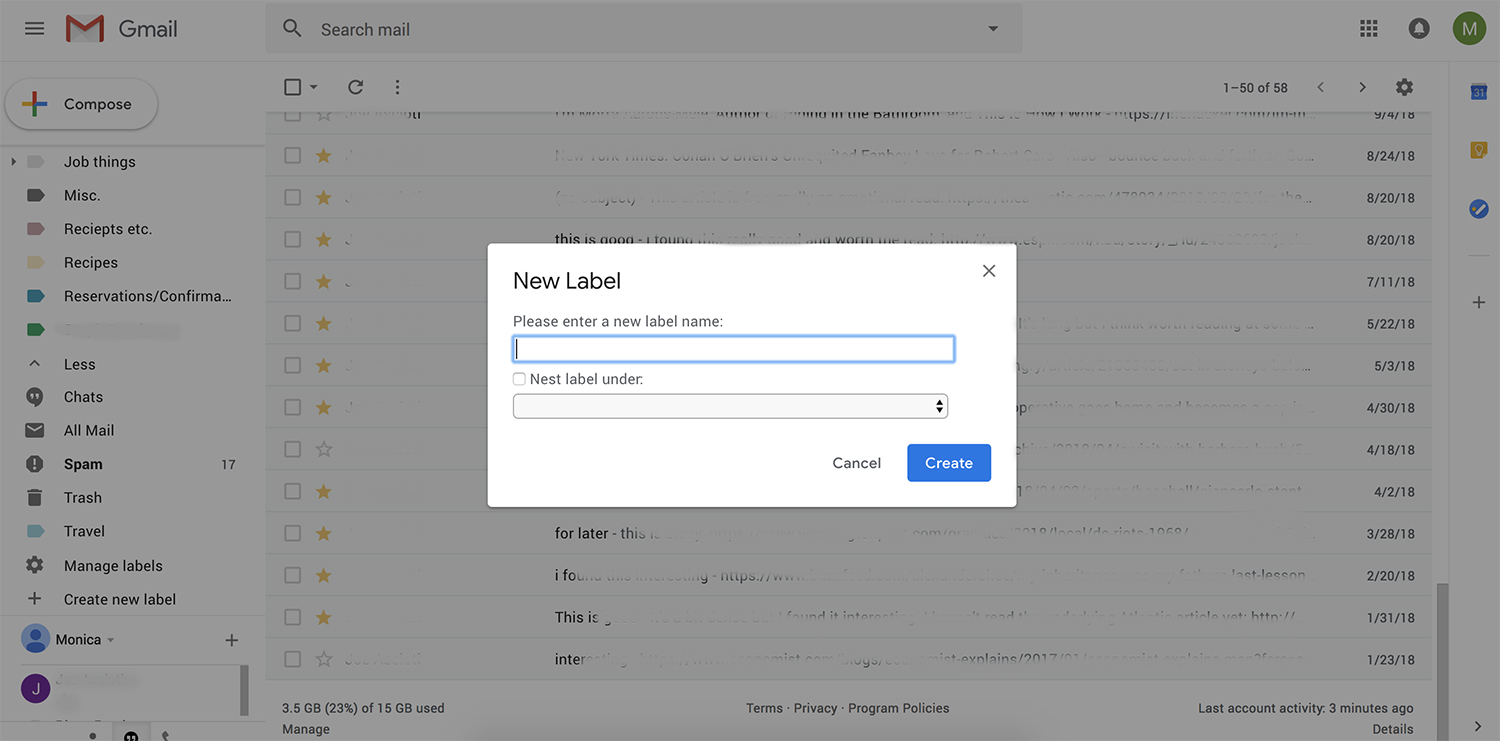Essential Tips for Cleaning your Gmail Inbox
