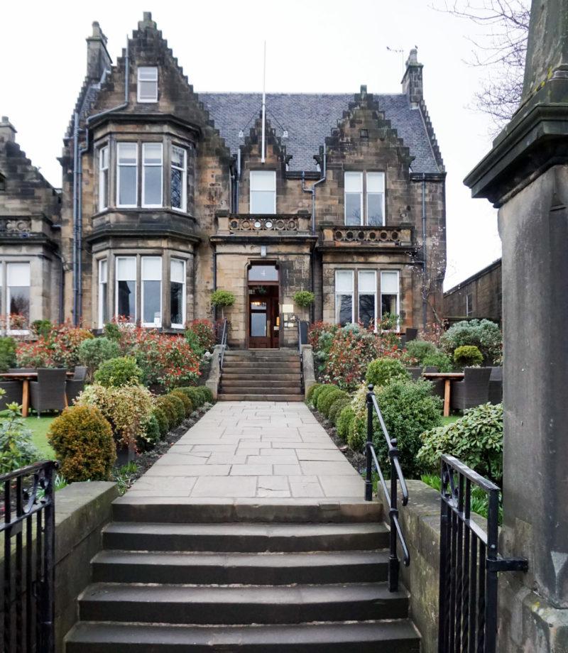 The Dunstane House, Edinburgh UK