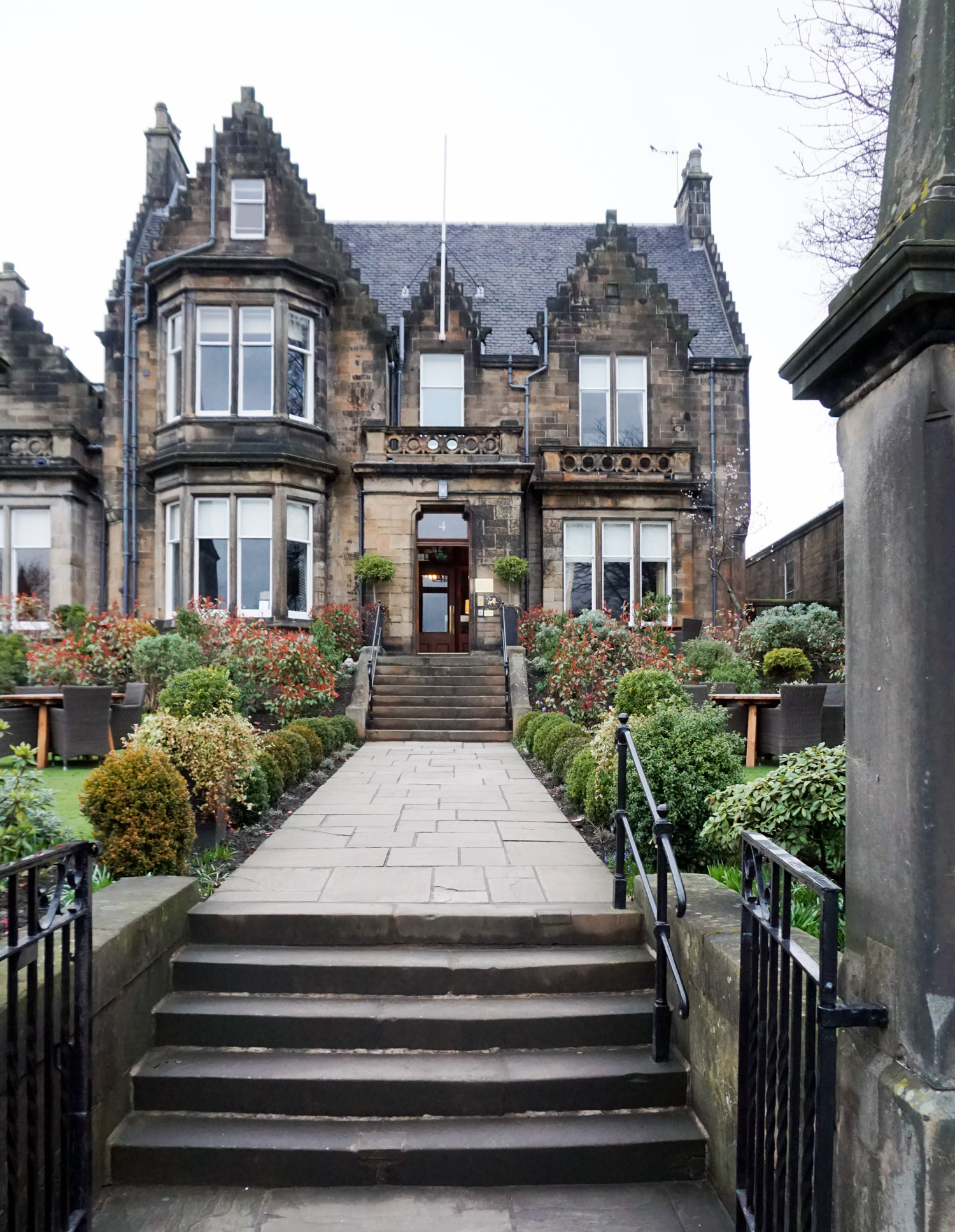 The Dunstane House, Edinburgh UK