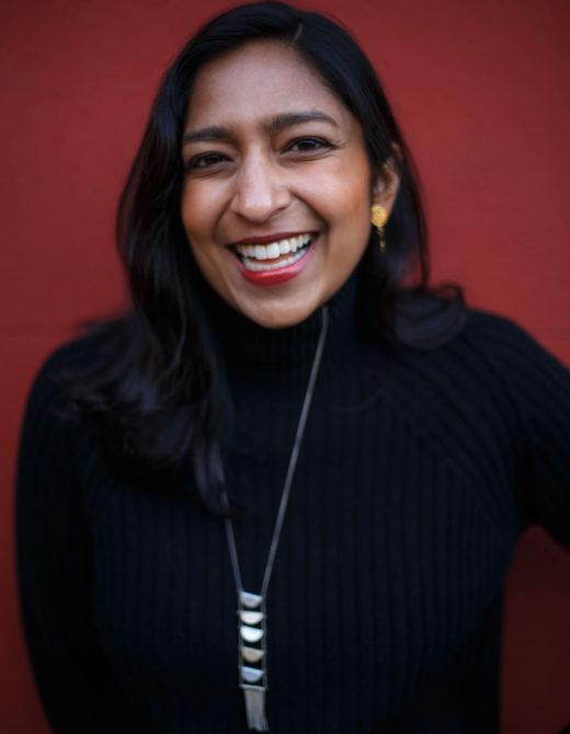 Interview with Indianish author Priya Krishna