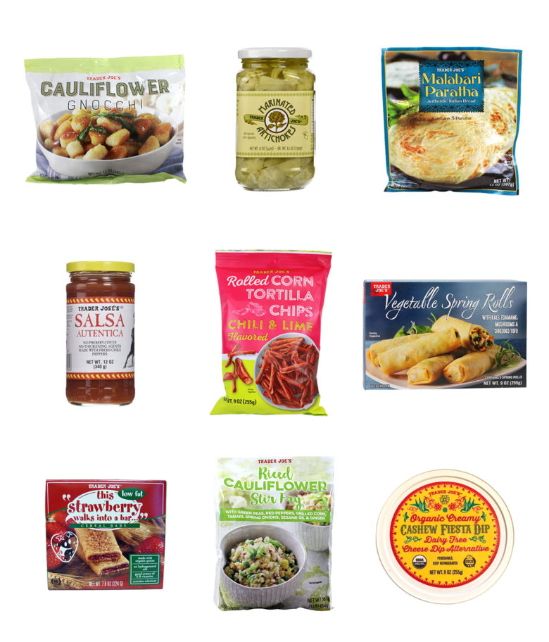 Trader Joe's favorites you can't live without this spring