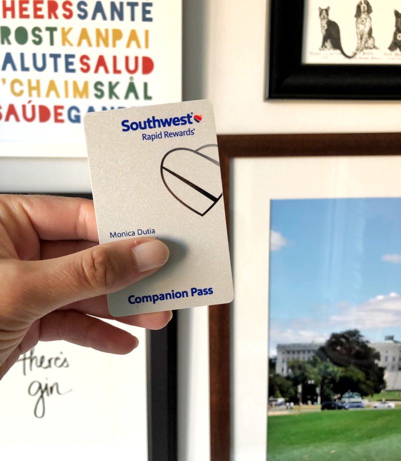 Tips to obtain the Southwest Companion Pass