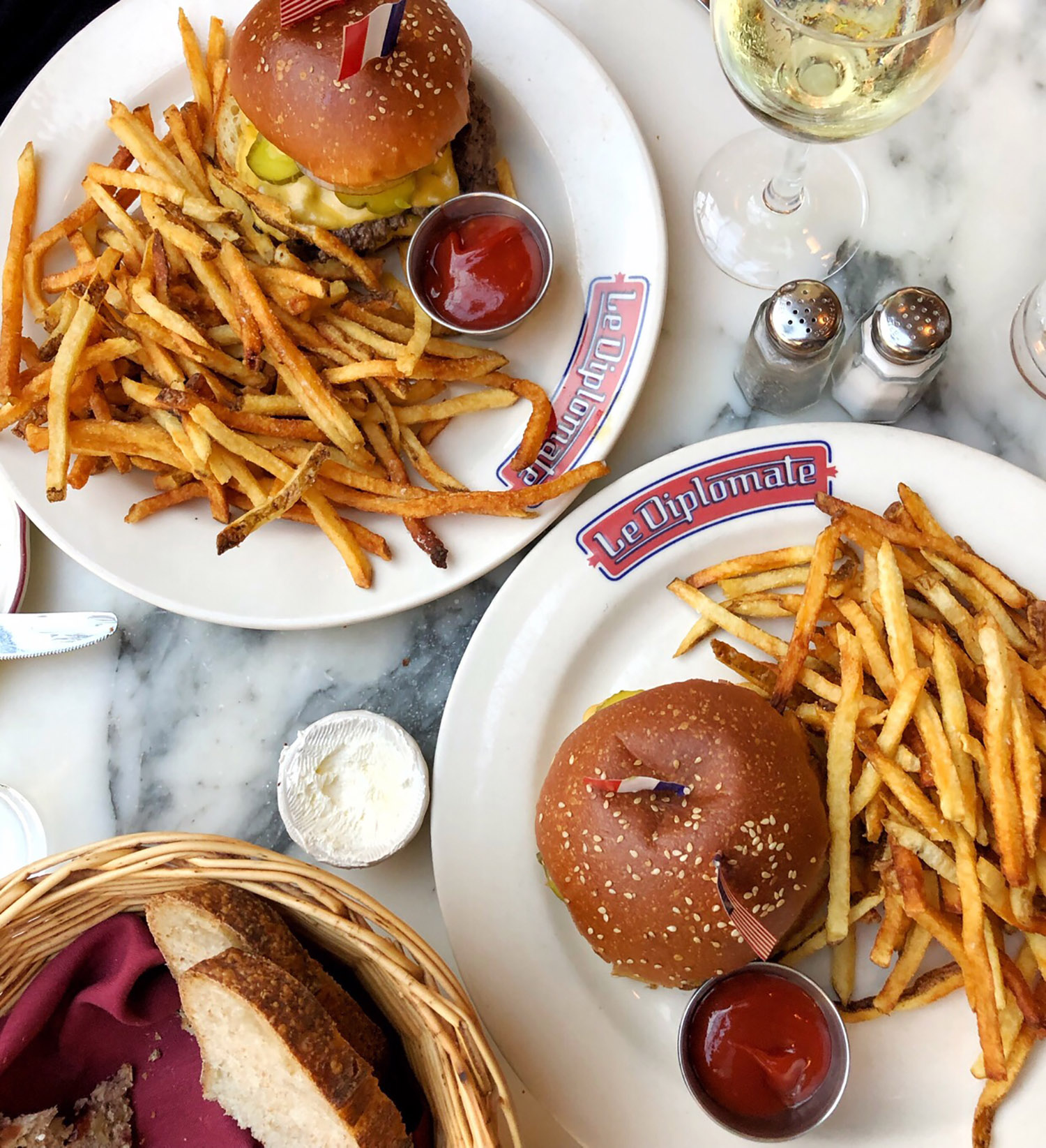 Favorite Washington, DC restaurants