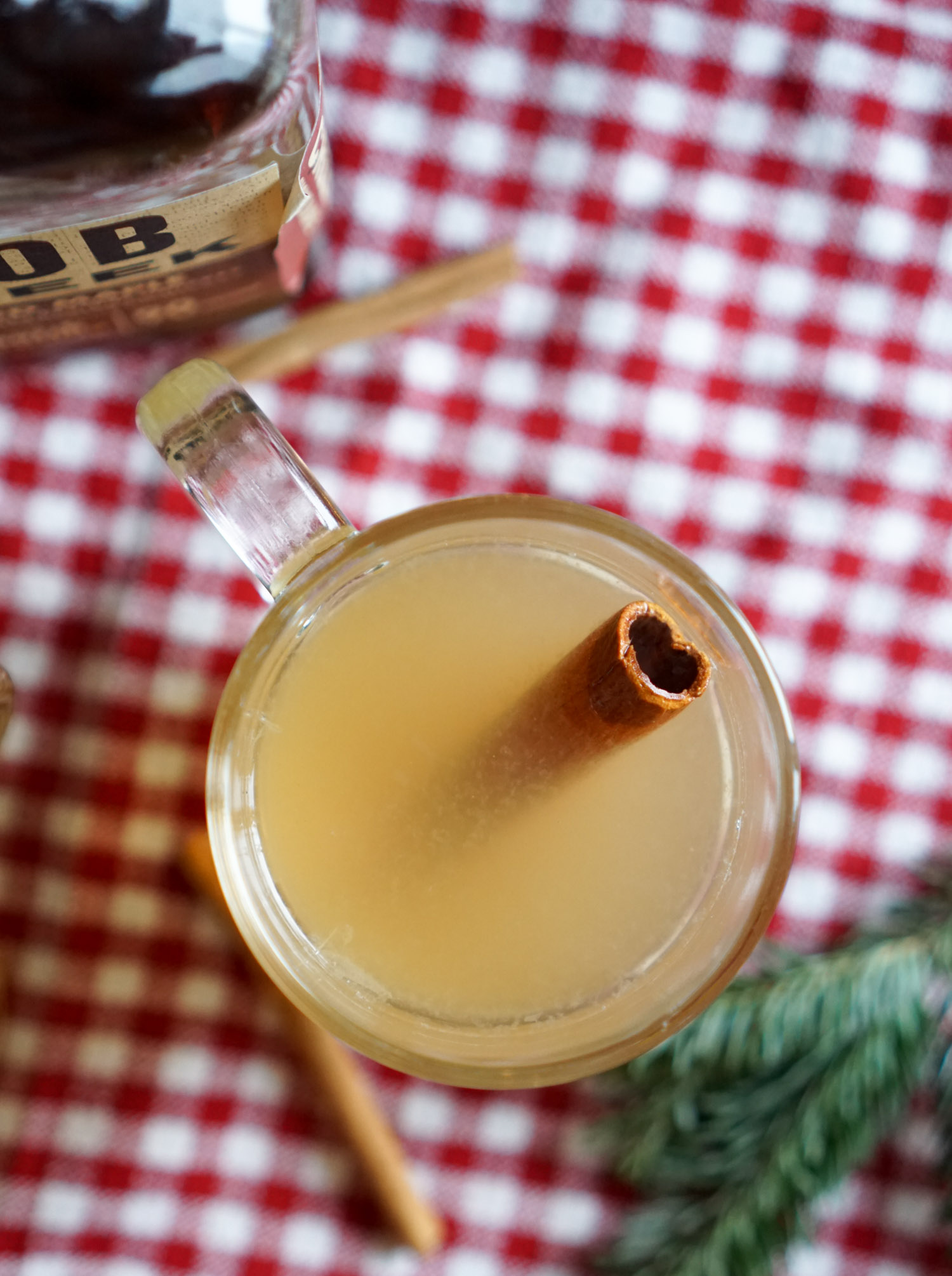 Maple Hot Toddy