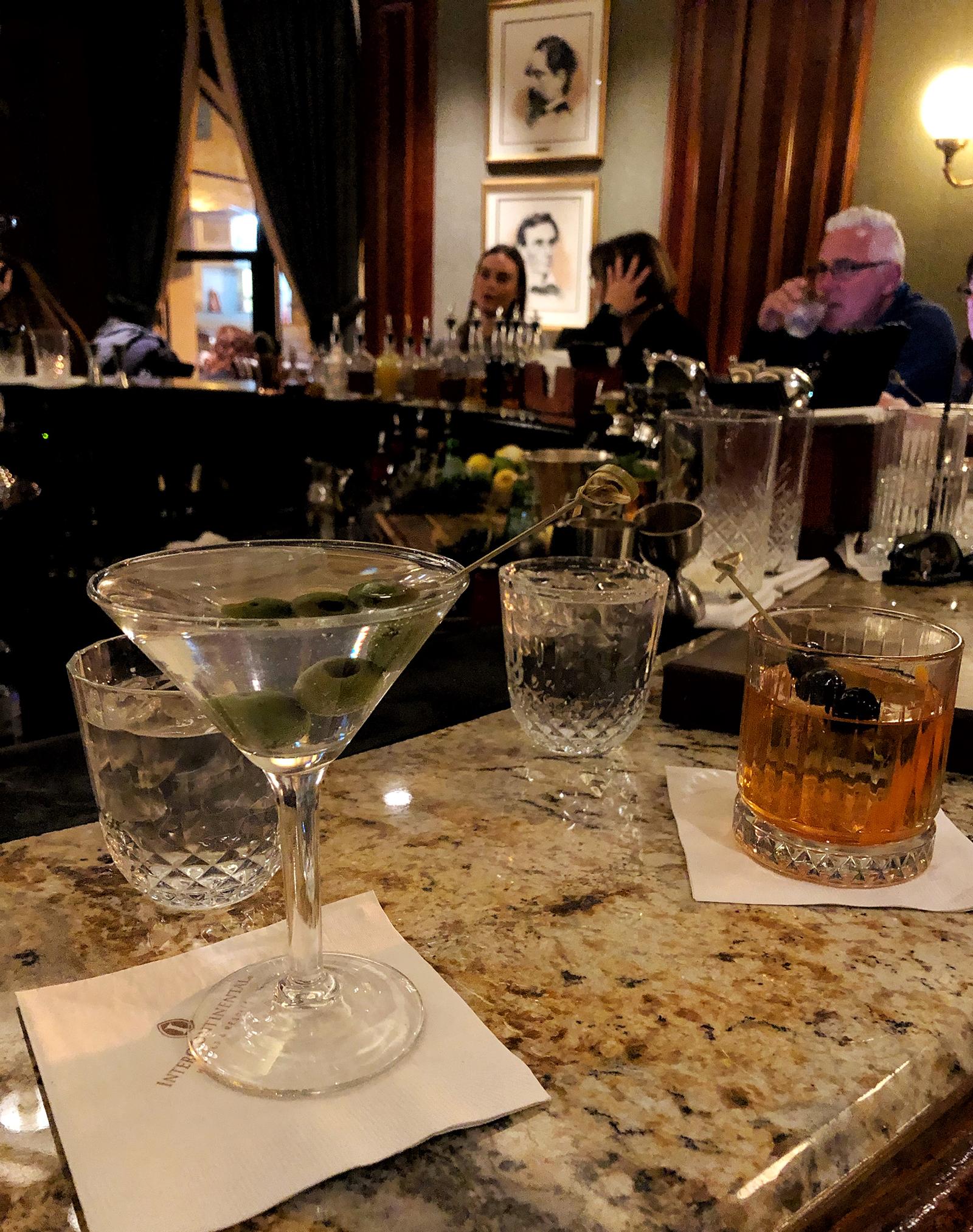 Best Date Night Bars in DC