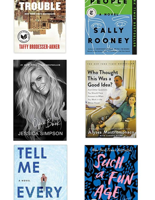 Book recommendations