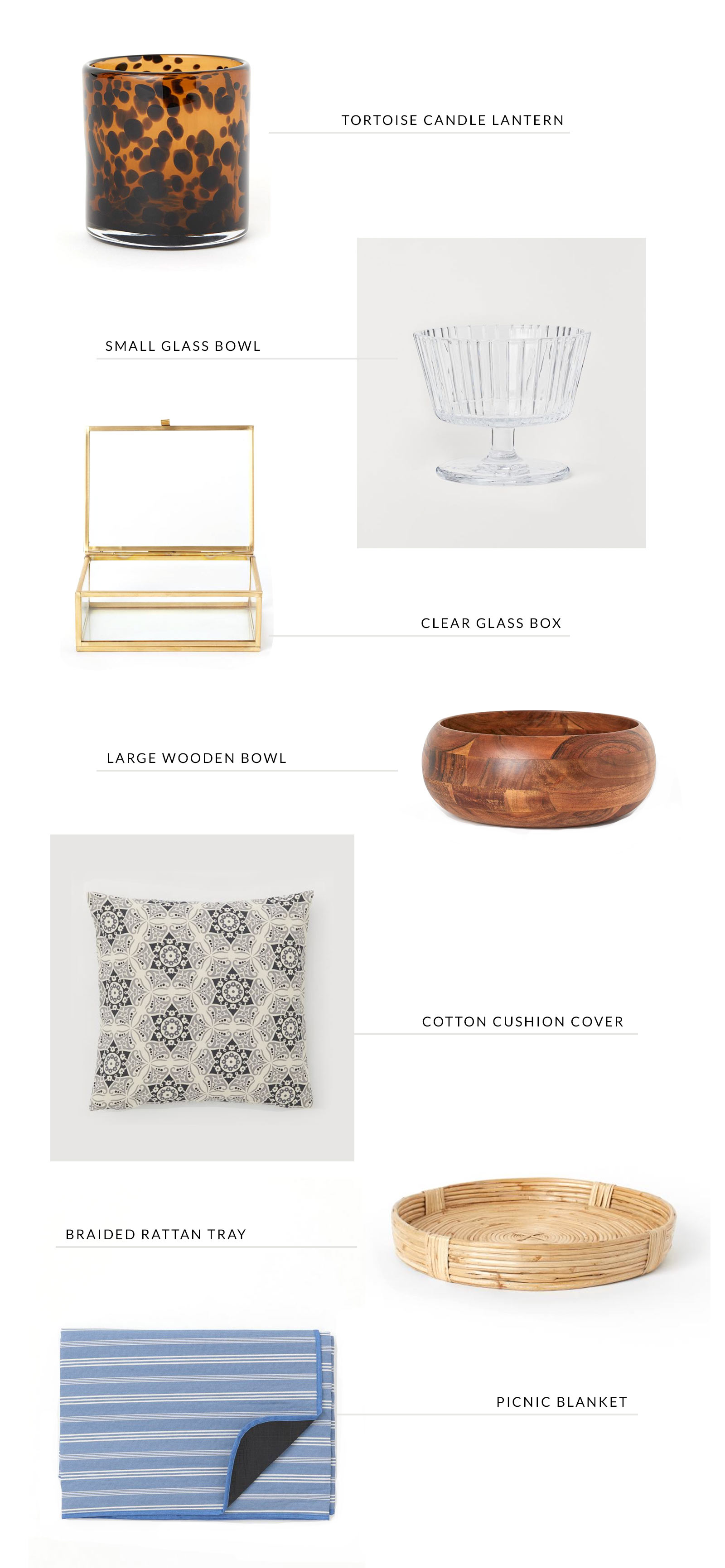 H&M Home Decor Finds Under $60